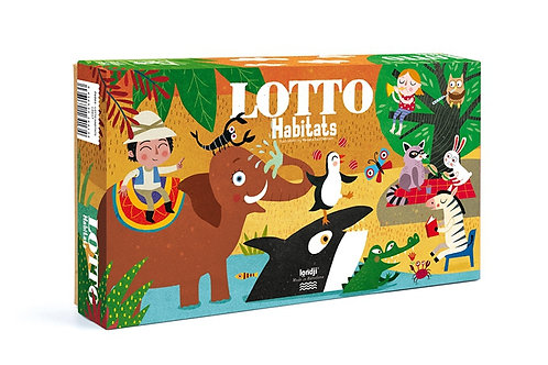 Habitats Lotto