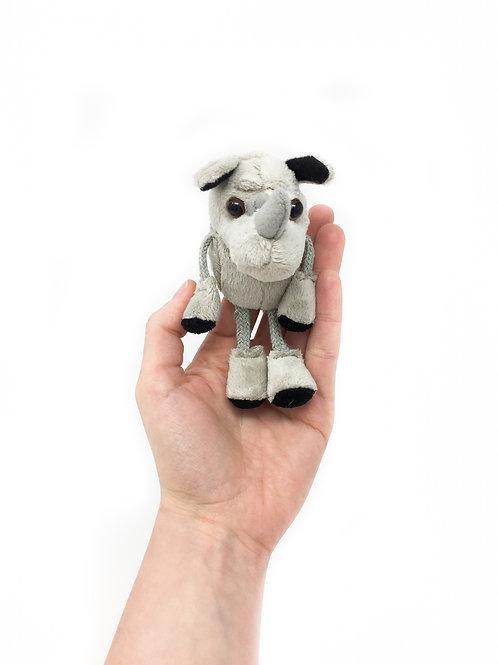 Rhino Finger Pupper
