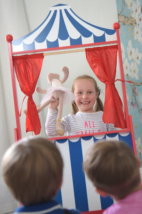 Reversible Puppet Theatre