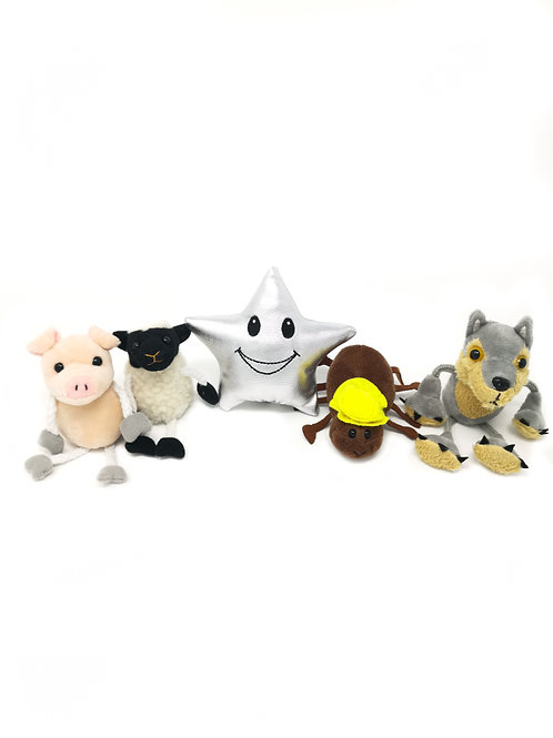 Nursery Rhyme 5 Pack