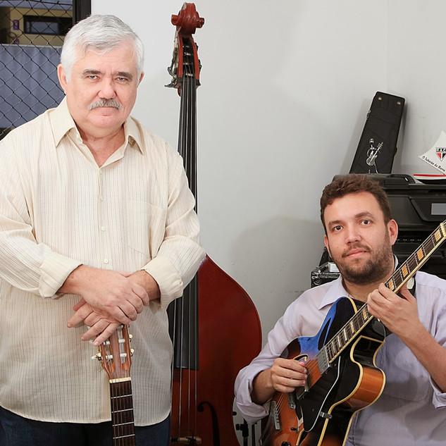 Luciano Franco e Dalwton Moura