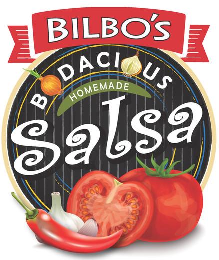 Bilbo's Bodacious Salsa logo