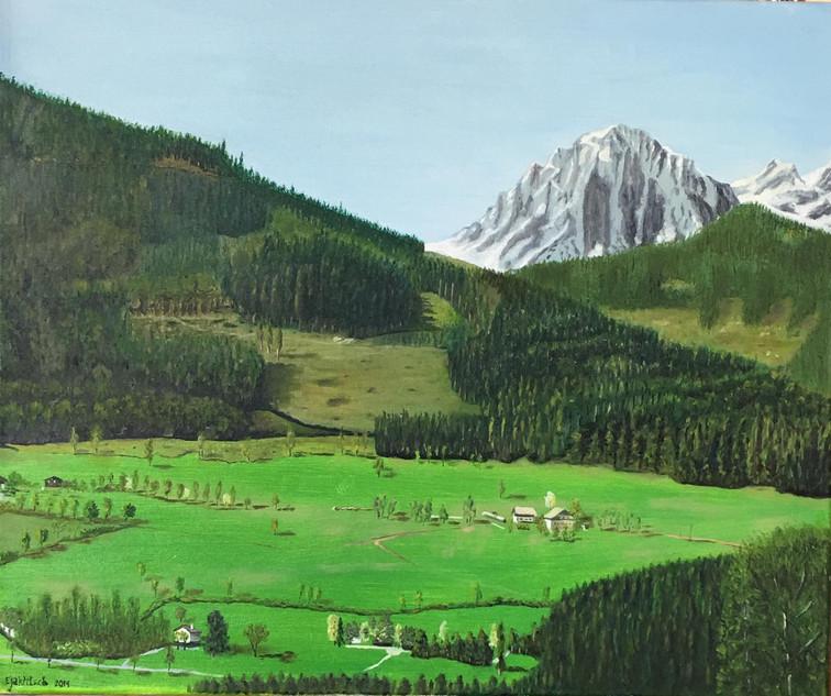 Un trocito de Austria