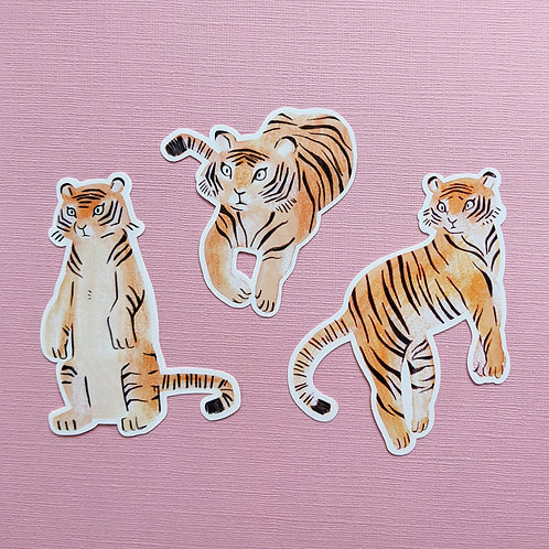 Tigers! Sticker Pack