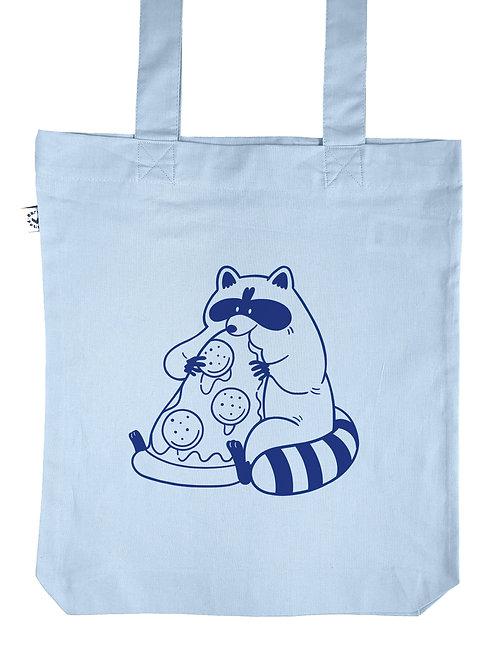 PREORDER Pizza - Organic Blue Tote Bag