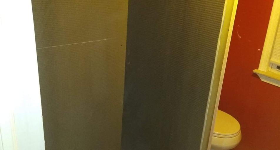 Pre Wedi Shower Stall