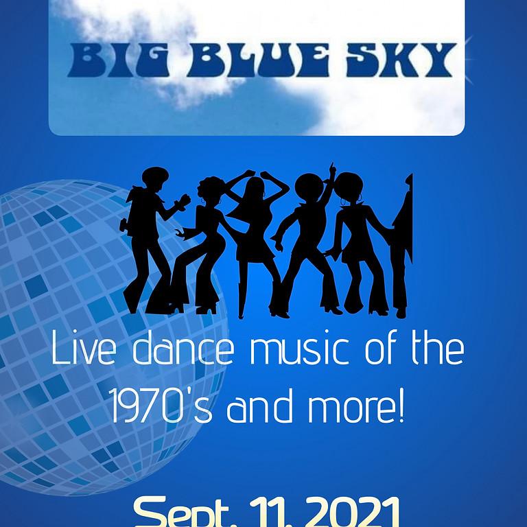 Big Blue Sky Live Band