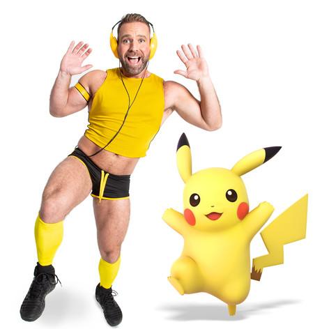Pikachu Duo