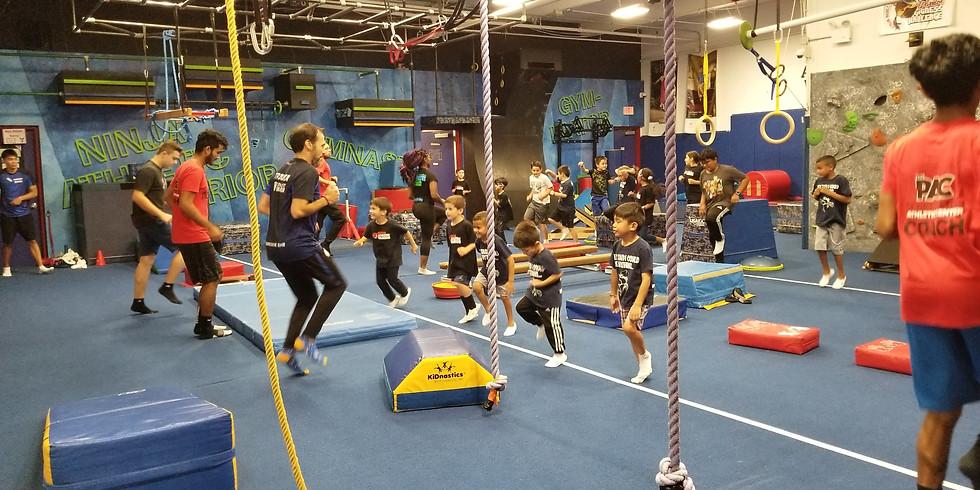 All Ninja Athletic Warrior Programs