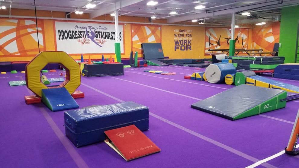 Progressive Athletic Center Parties