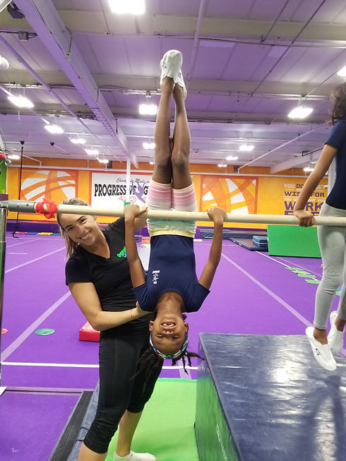 Progressive Athletic Center Super Gym