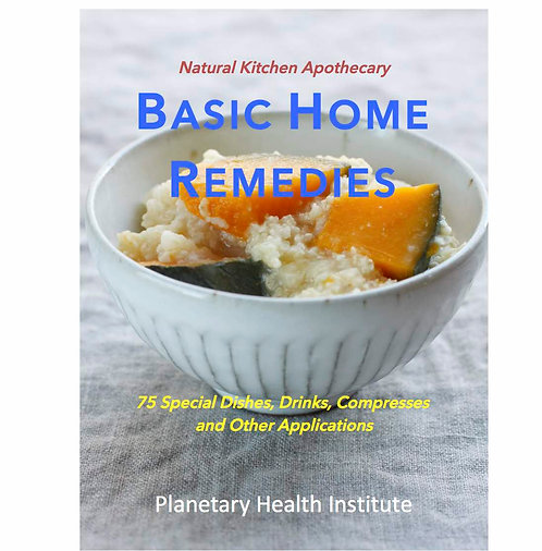 Basic Home Remedies by Planetary Health Institute