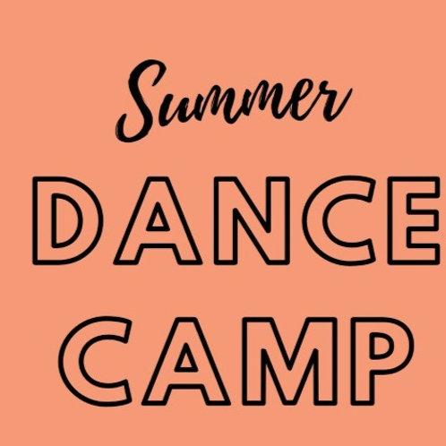 SUMMER DANCE CAMP REGISTRATION FEE