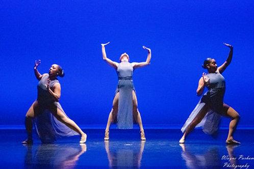 ONLINE Dance Class- Monday 4:00pm-5:00pm