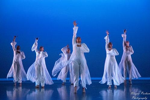 ONLINE Praise/Liturgical Dance Class