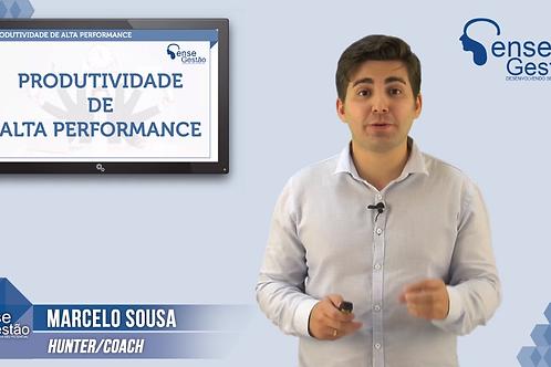 Curso Online Produtividade de Alta Performance
