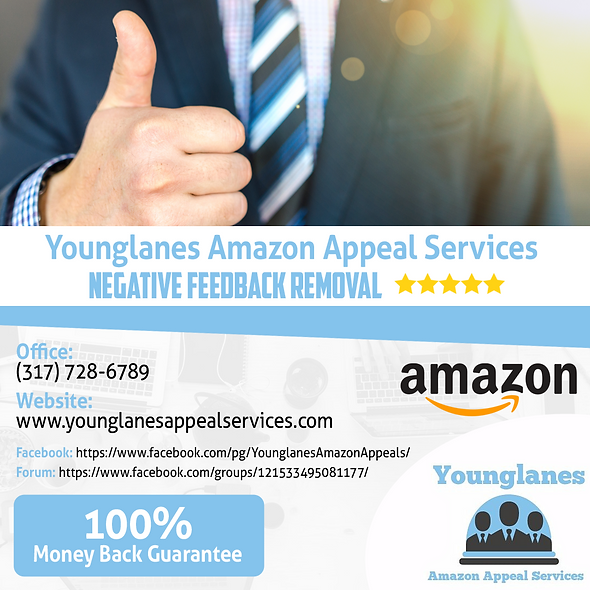 Riverbend Consulting: Amazon Seller Reinstatements