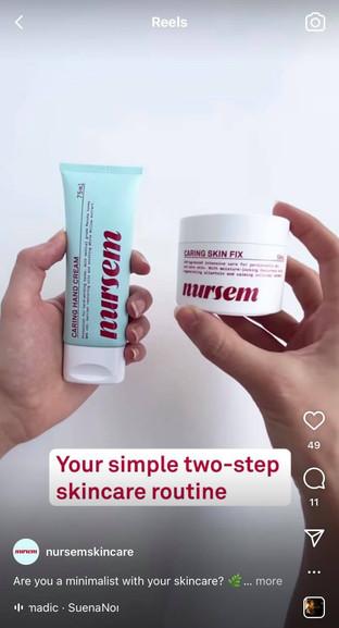 Nursem Skincare Routine Reel Social Post.jpg