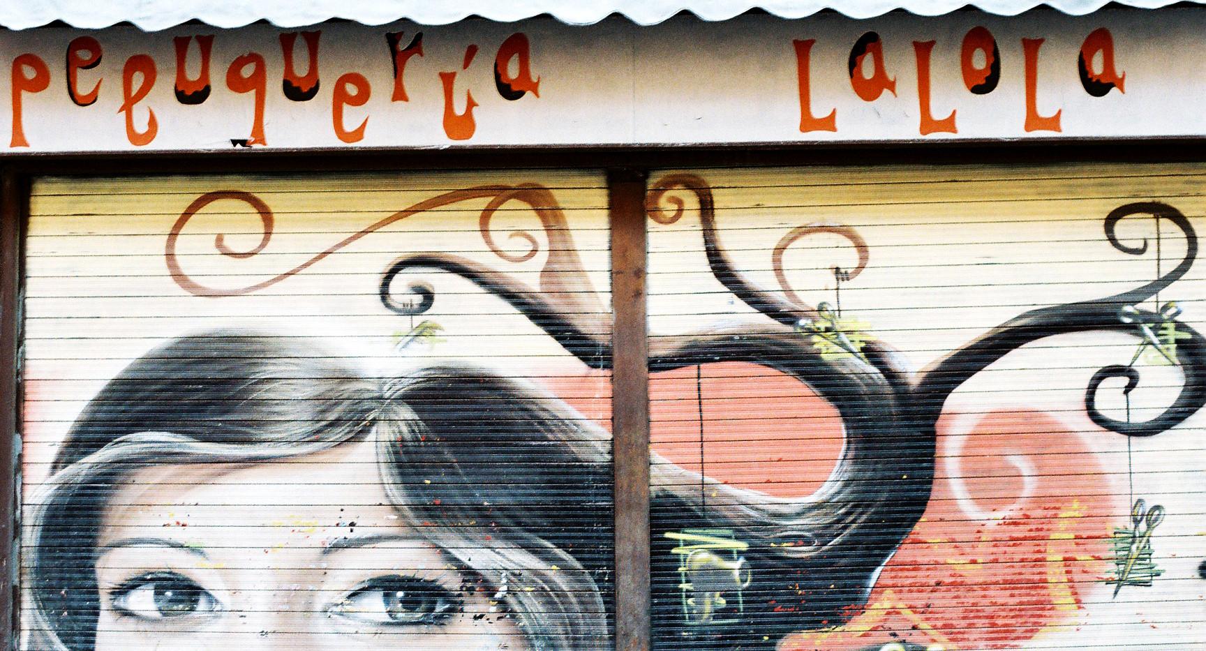 Calle de Lavapies, Lavapies