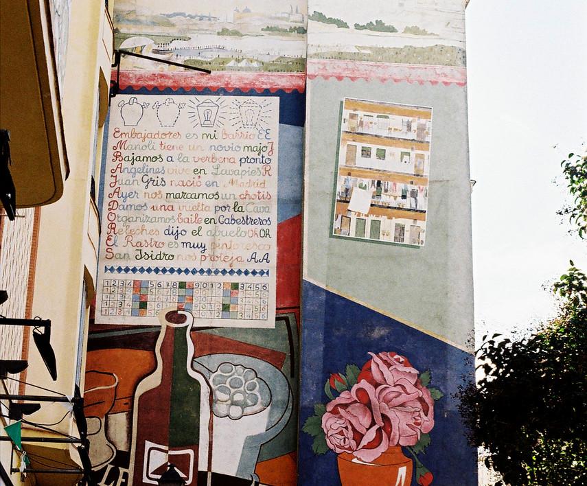 Calle de Embajadores, Lavapies