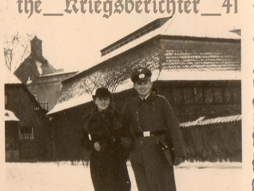 Memoir Of A Pre-War Happy Couple