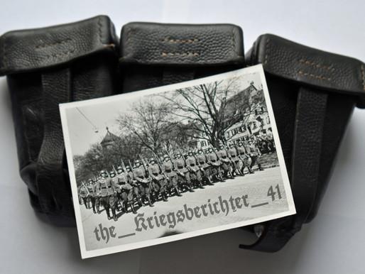 A Pre War Heer Kompanie Parade