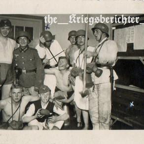 Barracks Laughs - Room 118. 15/9/1939