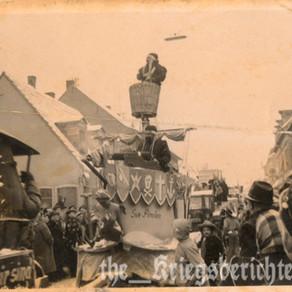 Der See Piraten des Kölner Karnevals