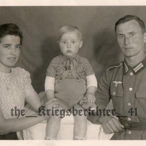 A Crisp Early War Family Portrait