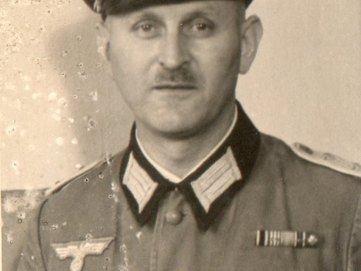 Senior Heer Hauptmann Infantier