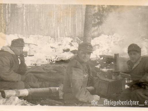 Luftwaffen-Feld-Divisionen Truppen an der Ostfront