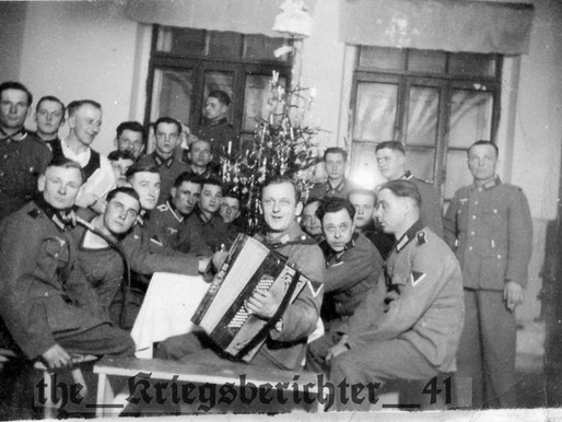A Weihnachten 1940 Celebration