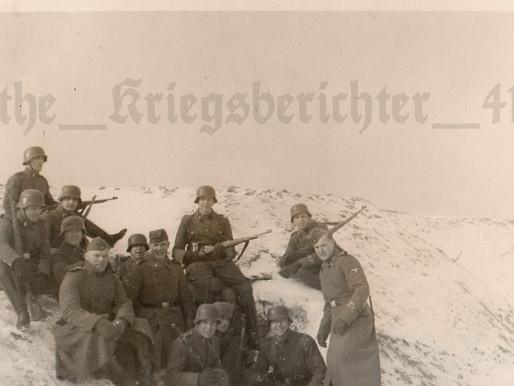 1st Waffen SS Leibstandarte Adolf Hitler (LAH) 1941/2