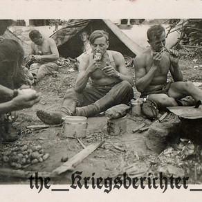 Soldaten Lagerleben