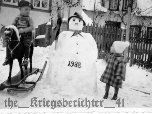 Führer Snowman 1938