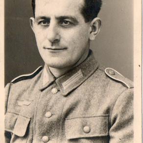 Portrait Of A Late War Heer Grenadier