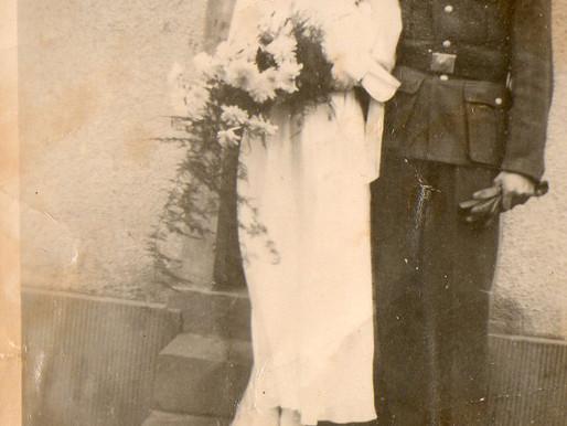Greta & Arthur Hemmerling 11/11/1939