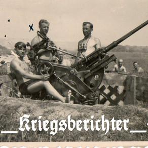 A Flak 30 In Northern Rhineland