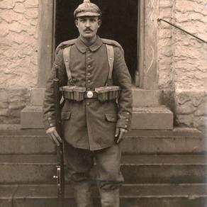 Musketier of the 2. Kurhessisches Infanterie-Regt. Nr.82