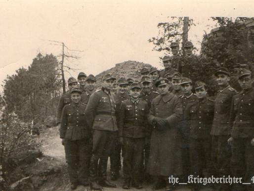 Ein Gruppenfoto im Jahr 1943