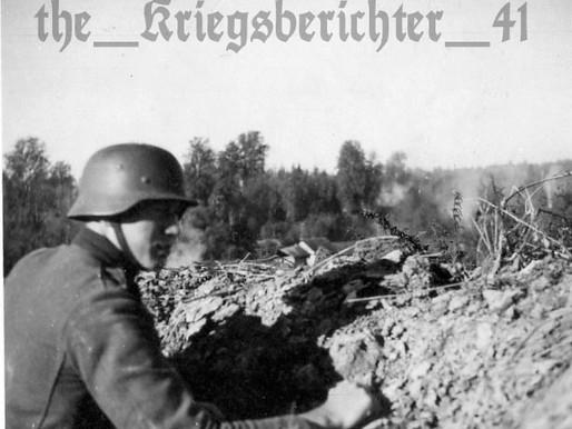Young Waffen -SS Schütze Russland 1941