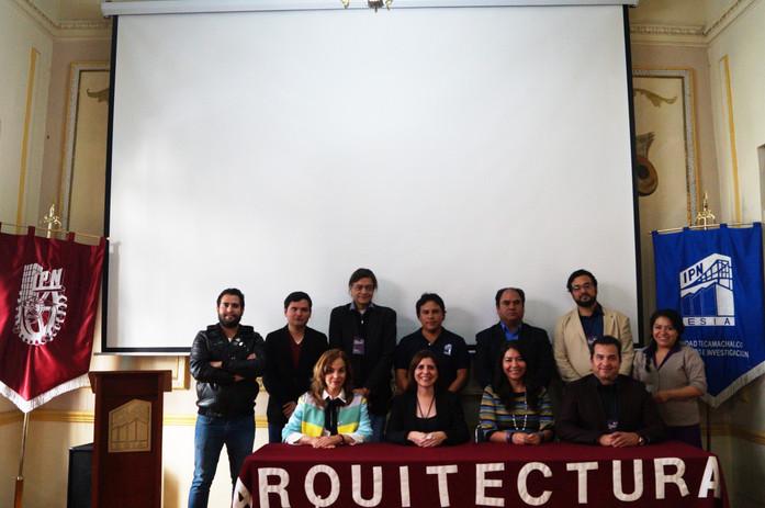 Amigos y colaboradores: IPN, UAA, LAB. MEXICANO
