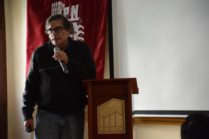 Dr. Joel Audefroy. IPN