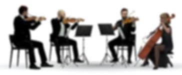 musicians 3d model