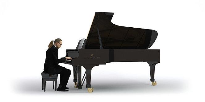 3D Musician 042   3d model   3D scan