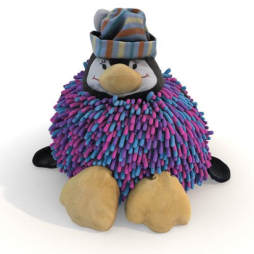3Dscan3Dmodel realistic toy child kid pinguin interior accessories vray 3d studio max max fbx obj