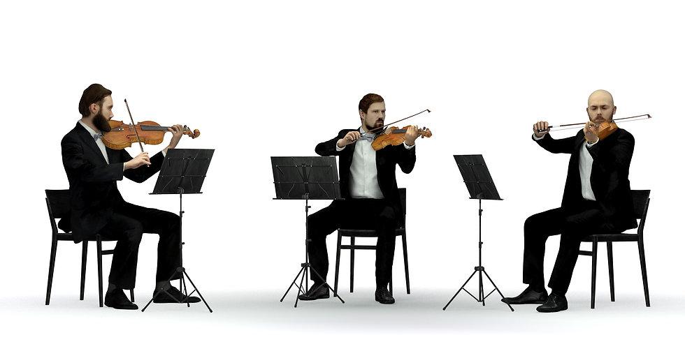 3Dscan 3Dpeople 3Dmodel realisticmusicianviolinorchestraviolinistmusicoperaconcerttheatresuithumanmancharacter