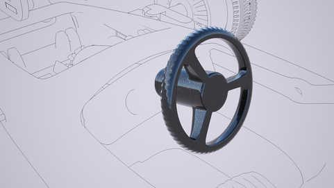 010 Steering Wheel