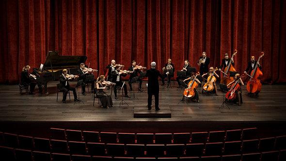 3D Chamber Orchestra 16musicians | 3d musicians | 3d model | 3d scans | architectural visualisations | bonboniere3d