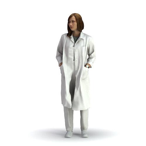 3D Doctor 009   3d model   3d scan   bonboniere3d